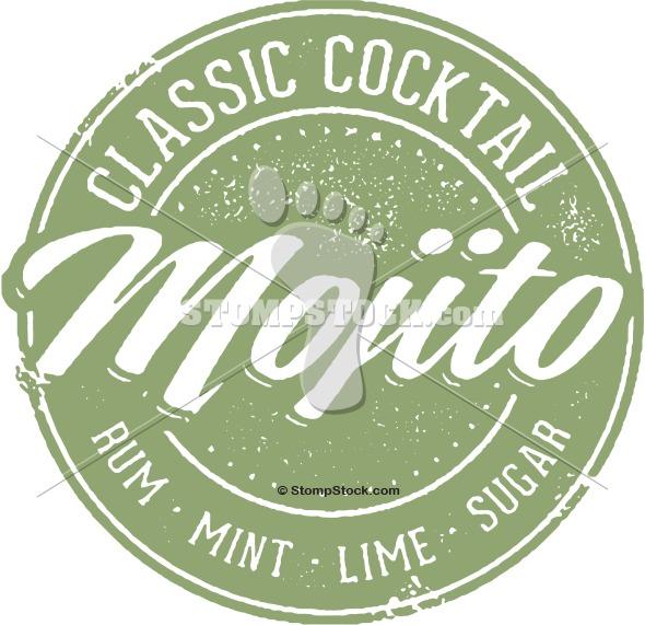Mojito clipart cocktail #13