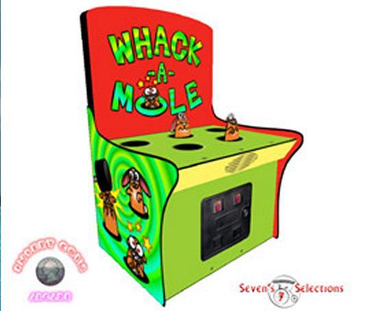 Mole clipart whac Whack Mole A A Whack