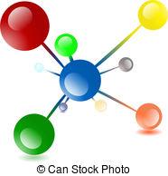 Molecule clipart Vector clip Clipart art 30