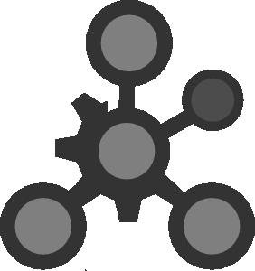 Molecule clipart Panda Free Images Molecule 20clipart
