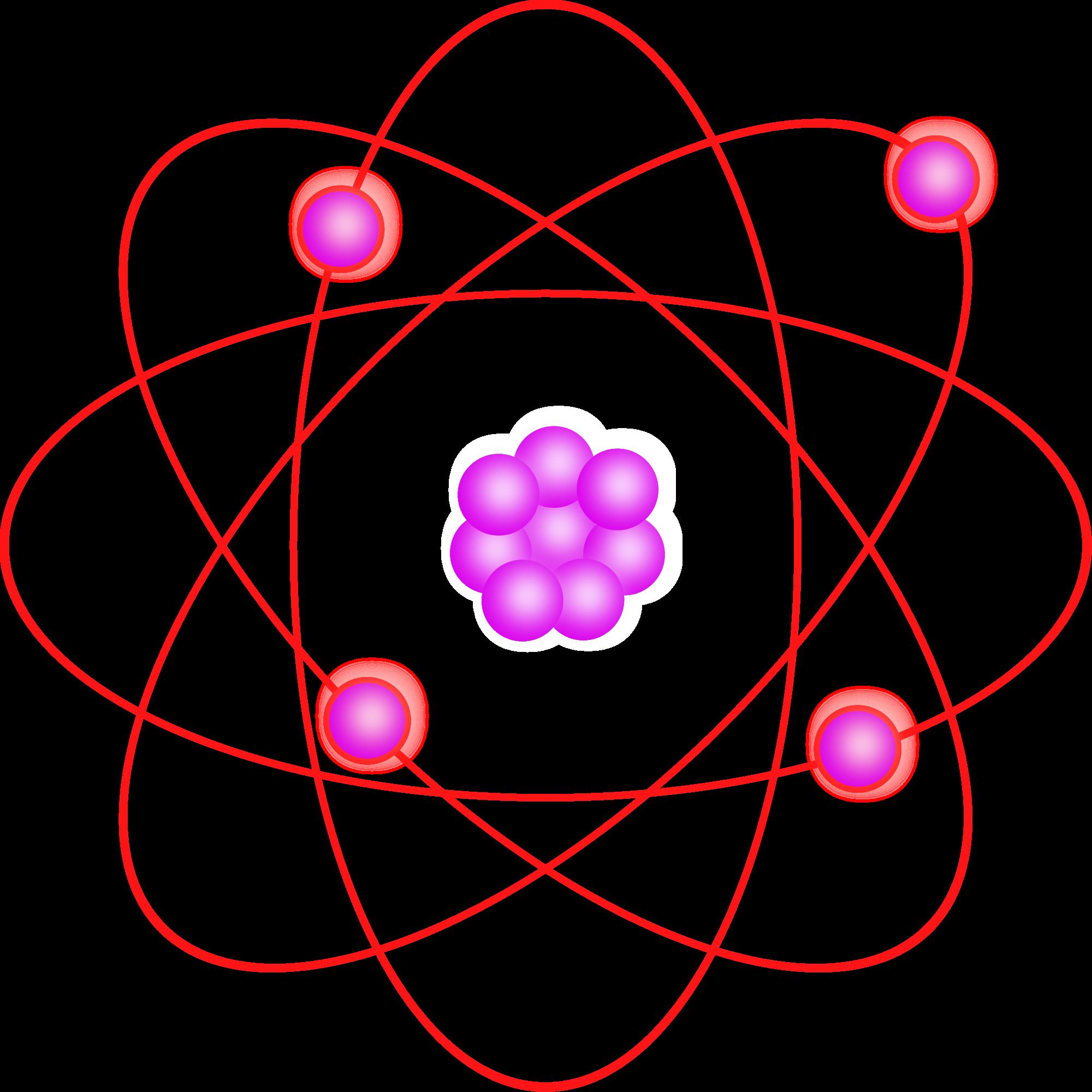Structure clipart atoms and molecule Free Clip Clipart Clipart Art