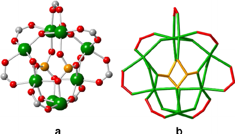 Molecule clipart butter Y of core same shaped