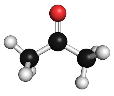Molecule clipart chemistry Chemical Acetone Structures the starting