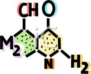 Molecule clipart chemistry A Molecule Chemical Molecule Chemical