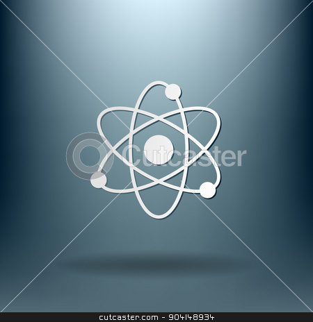 Molecule clipart butter Atom of icon molecule physics