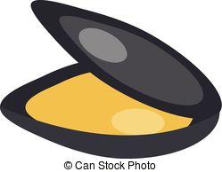 Mollusc clipart clam #11