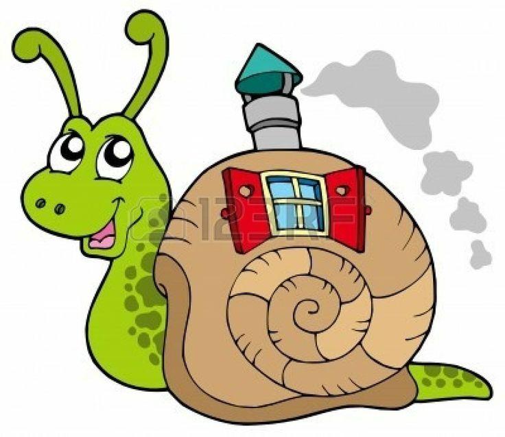 Mollusc clipart cute cartoon #14