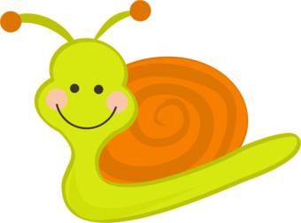 Mollusc clipart cute cartoon #6