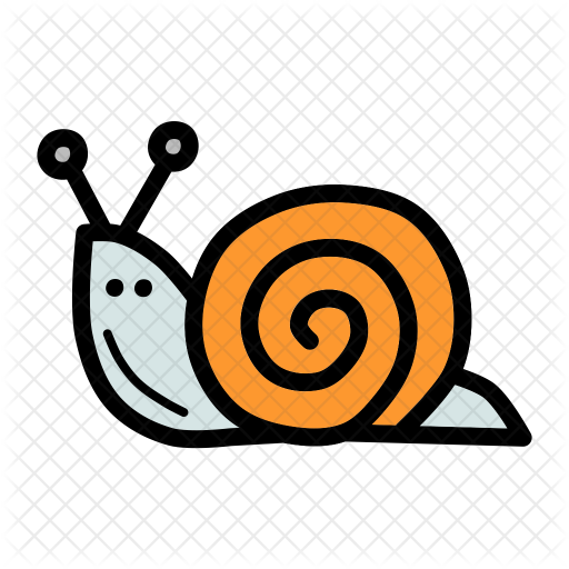 Mollusc clipart insect Icon Sluggish Snail Iconscout Snail