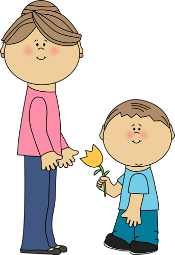 Mommy clipart Day with for Mom Flower