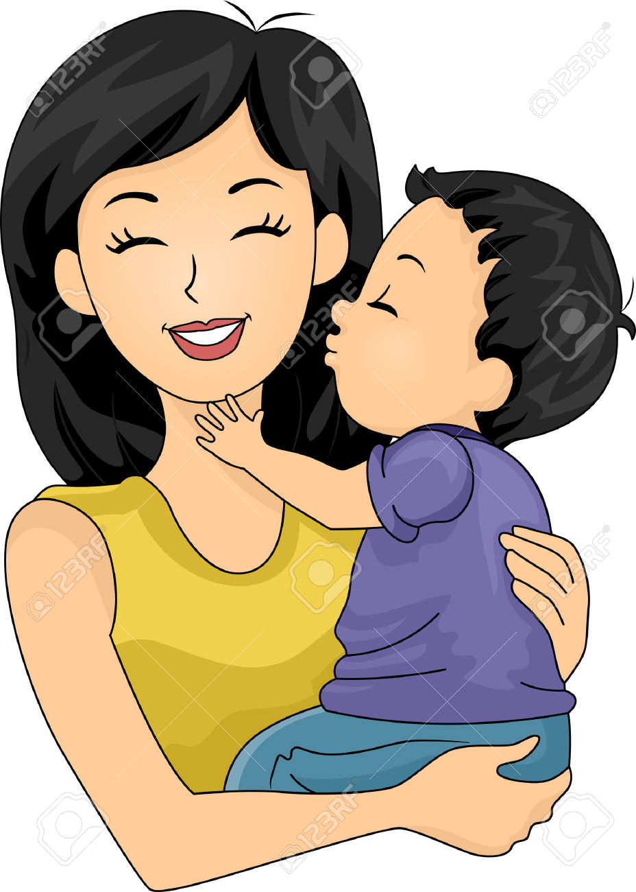 Mommy clipart Mommy Clipart Mommy Kisses Download