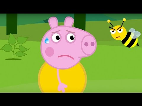 Mommy clipart baby pig English Pig English A YouTube