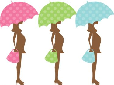 Mommy clipart baby shower #10