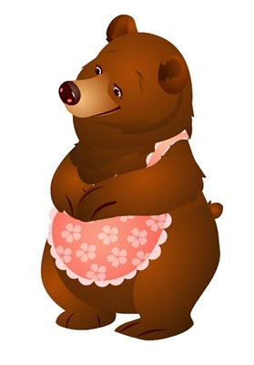 Mommy clipart bear The bear Beyond Moms Stereotypes