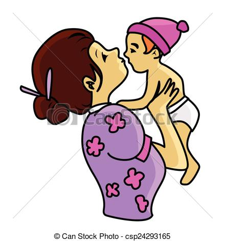 Mommy clipart child care And of  and the