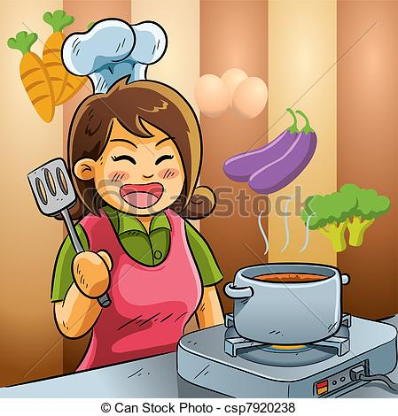 Mommy clipart cooking Csp7920238 Love Love of Mommy