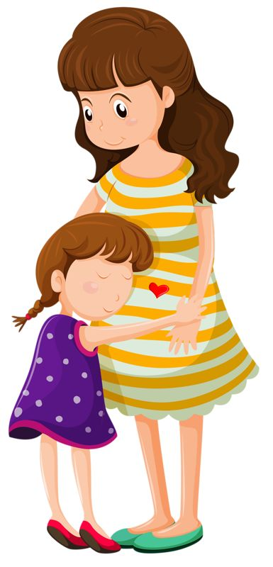 Mommy clipart deed #12