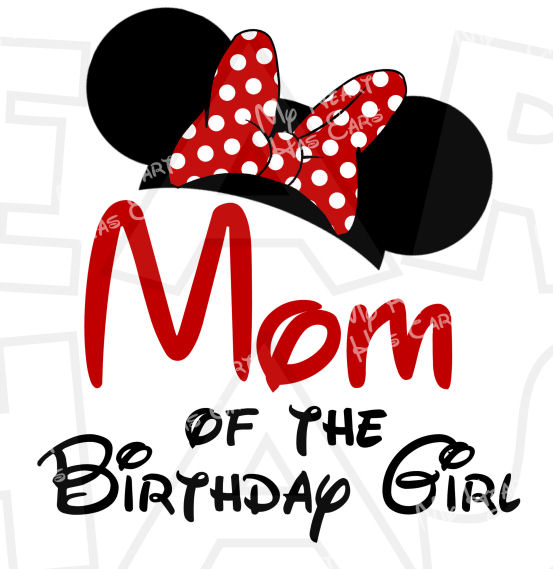Mommy clipart hat Minnie dad hat to many