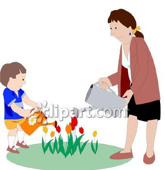 Mommy clipart human #4