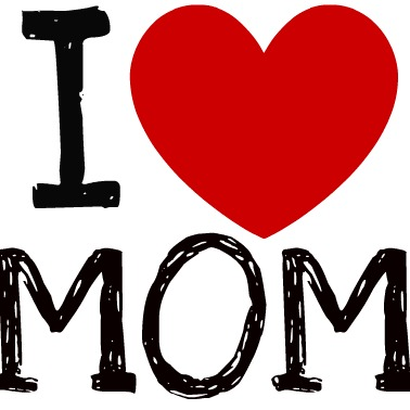 Mommy clipart i love you mom Hd love my mom clipart