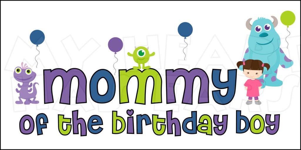 Monster clipart mommy #8