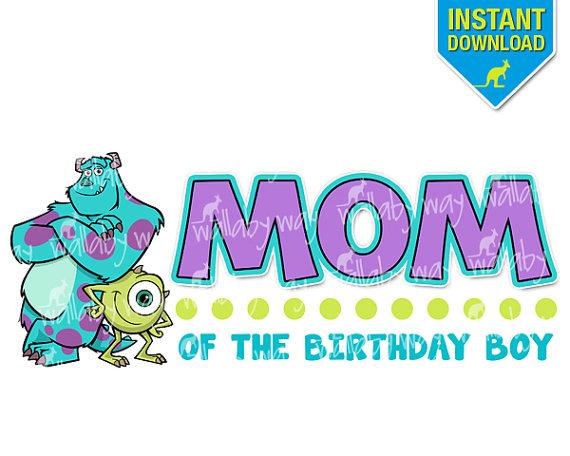 Monster clipart mommy #5