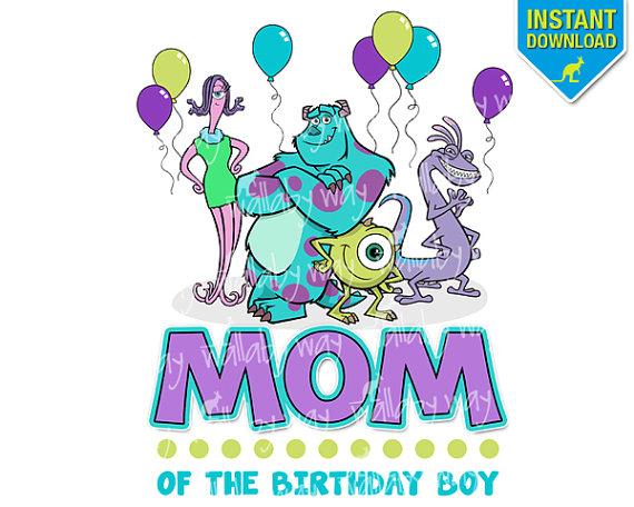 Monster clipart mommy #9
