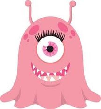 Monster clipart mommy #1