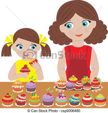 Mommy clipart mother daughter Daughter of Mother Clipart collection