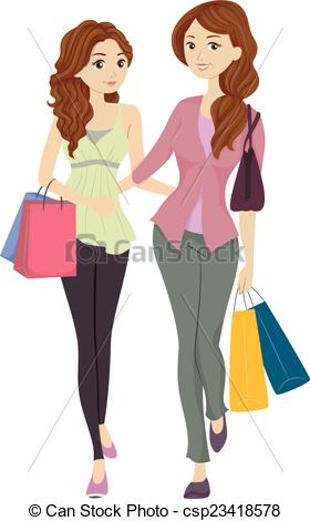 Mommy clipart mother daughter Collection Illustrations clipart images and