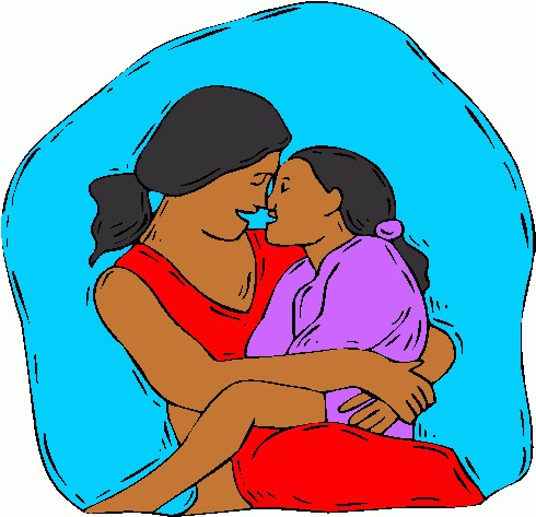 Mommy clipart nanay #7