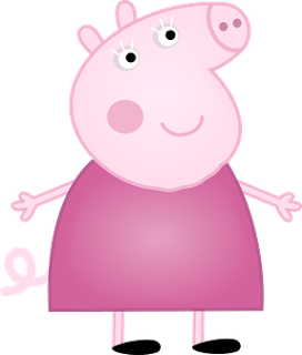 Mommy clipart pig #11