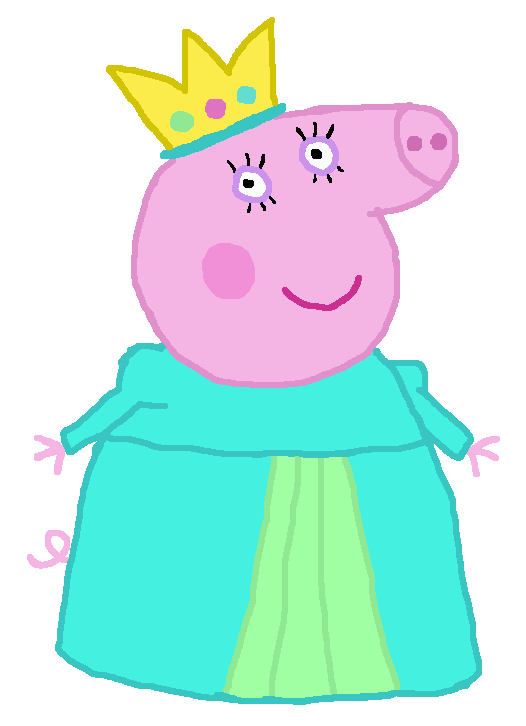 Mommy clipart pig #8