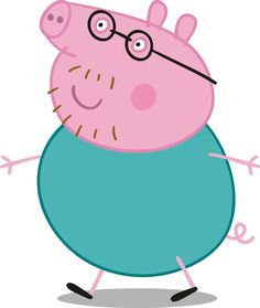 Mommy clipart pig #6