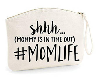 Mommy clipart shh Ssh Statement Mommy Bag Out