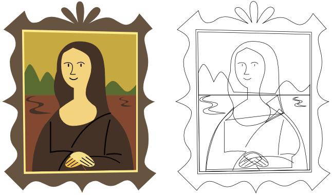 Mona Lisa clipart Clipart Mona Mona Clipart Lisa