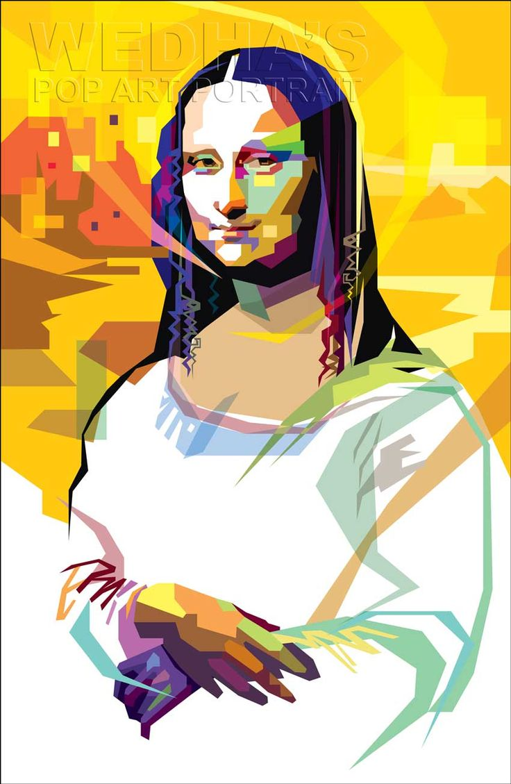 Mona Lisa clipart cartoon Joconde la this Pinterest more