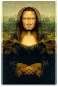 Mona Lisa clipart moni Mona Peace coeur Pinterest de