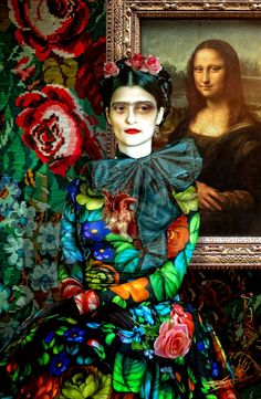 Mona Lisa clipart moni Metaphors with gifted naive and