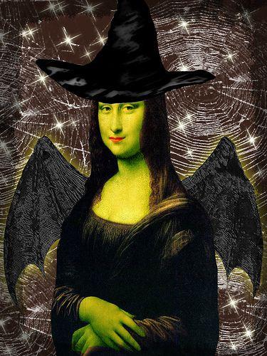 Mona Lisa clipart renaissance Lisa lisa 139 about Halloween