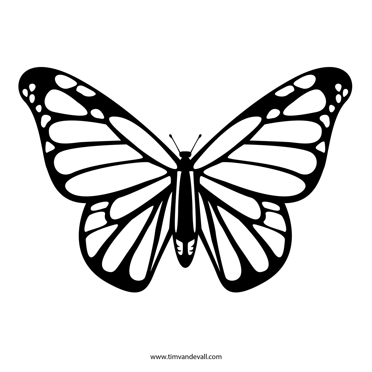 Monarch Butterfly clipart Clip butterfly image art clip