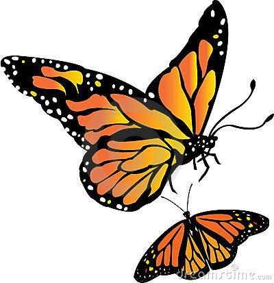 Monarch Butterfly clipart Clipart Monarch butterflies 3 ClipartBarn