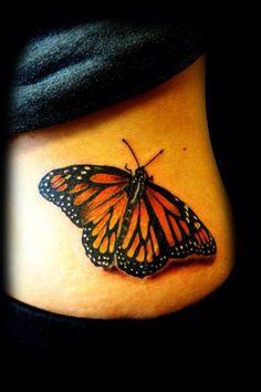 Monarch Butterfly clipart masculine Butterflies Realistic Monarch Love Pinterest