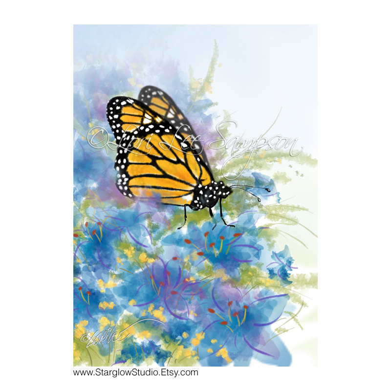 Monarch Butterfly clipart nature #3