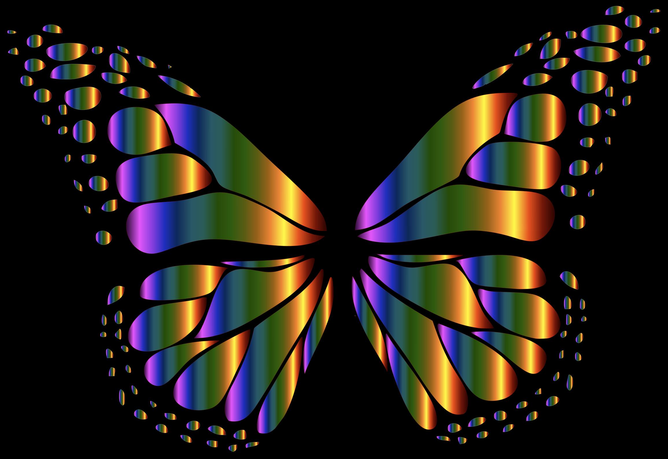 Monarch Butterfly clipart symmetrical Butterfly Clipart Butterfly 4 2