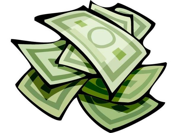 Cash clipart money bill Stack clipart money of clip