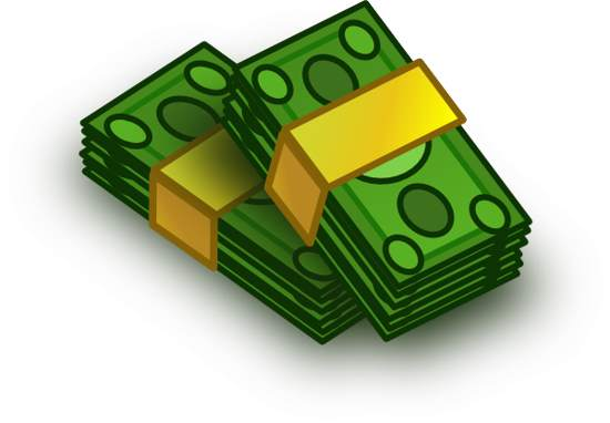 Cash clipart transparent Money 4 Money com clip