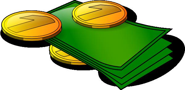 Cash clipart #13