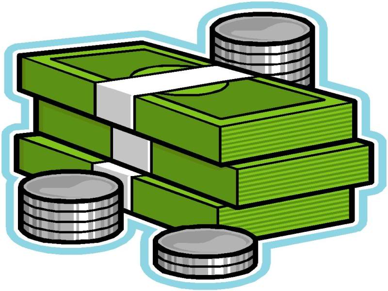 Money clipart Money clip money clipart art