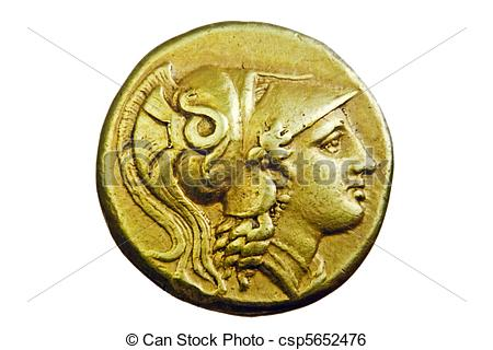 Money clipart ancient greek Ancient Image Greek gold Greek